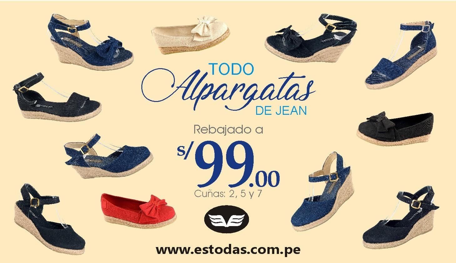 Especial Alpargatas