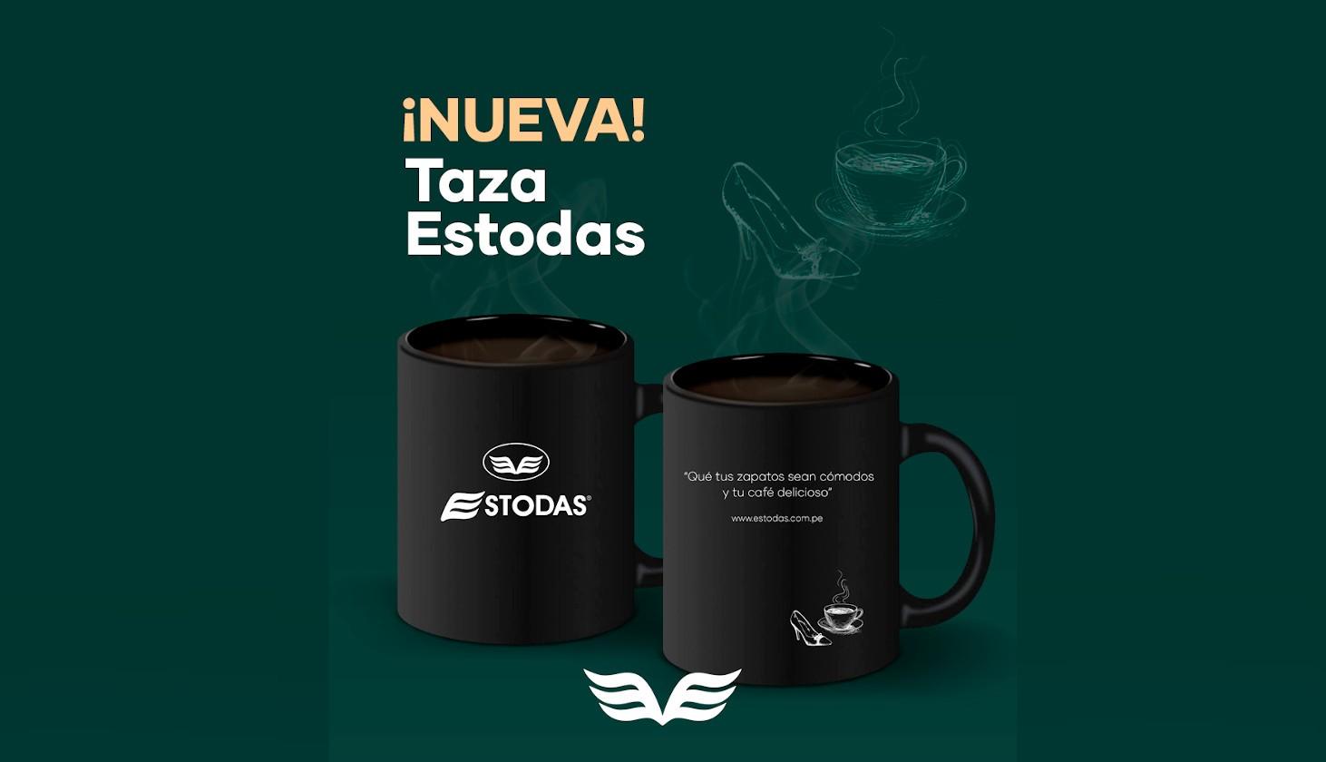 Merchandising - Taza Estodas